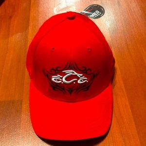 """Vintage """"ORANGE COUNTY CHOPPERS"""" Logo Youth Fitted"""
